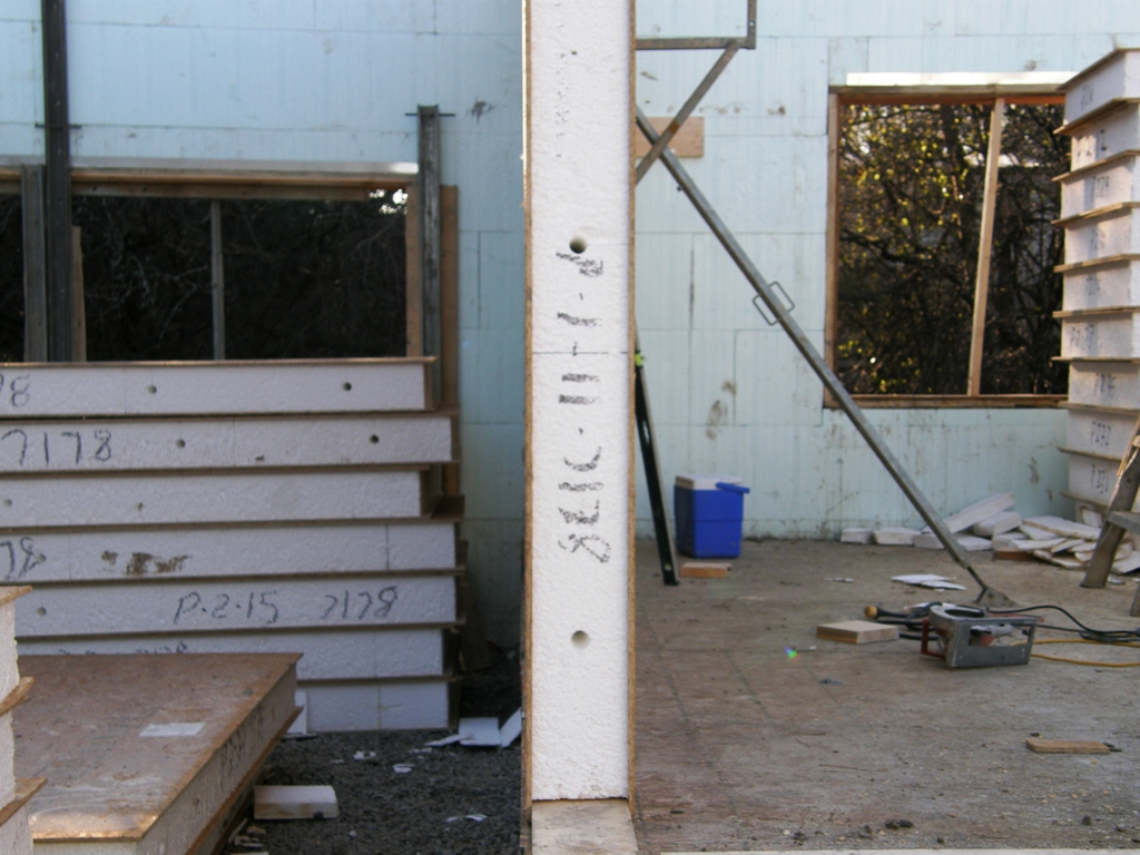 Structural Insulated Panels Sip The Eco Built Home